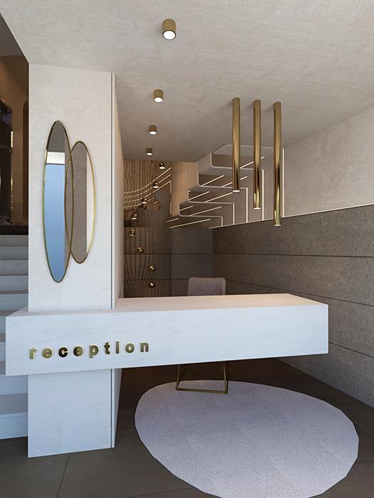Ανακαίνιση Ξενοδοχείου Athens Diamond