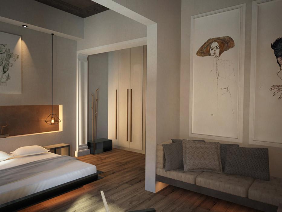 Ανακαίνιση Ξενοδοχείου Athens Diamond Plus